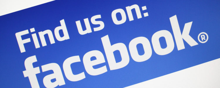"""Facebook – Win free services by """"liking"""" us on Facebook!"""