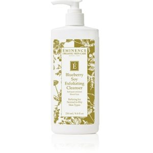 Blueberry Soy Exfoliating Cleanser-Eminence-Chilliwack
