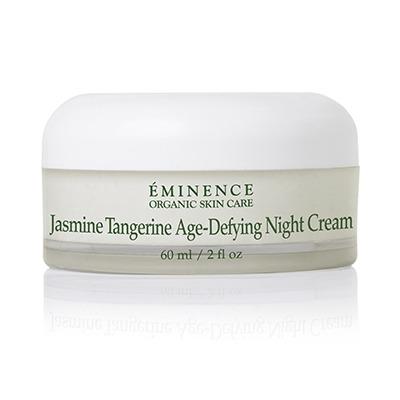 Jasmine Tangerine Age-Defying Night Cream-Eminence