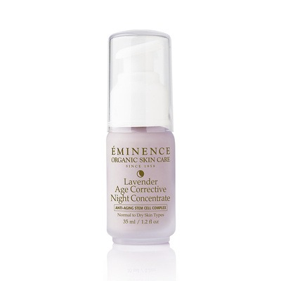 Lavender Age Corrective Night Concentrate-Eminence