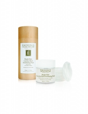 Bright Skin Licorice Root Exfoliating Peel-Eminence-Chilliwack