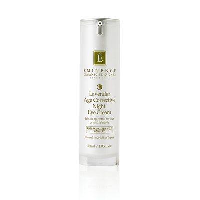 Lavender Age Corrective Night Eye Cream-Eminence-Chilliwack