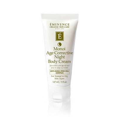 Monoi Age Corrective Night Body Cream-Eminence-Chilliwack