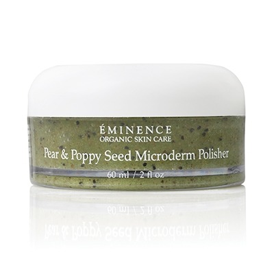 Pear _ Poppy Seed Microderm Polisher-Eminence-Chilliwack