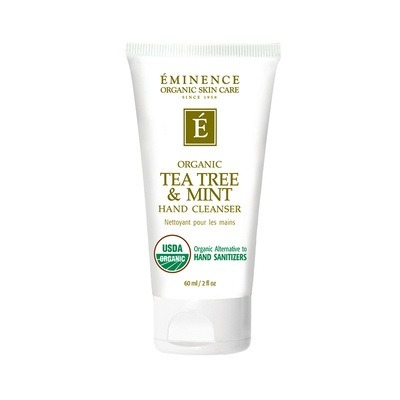 Tea Tree _Mint Hand Cleanser-Eminence-Chilliwack
