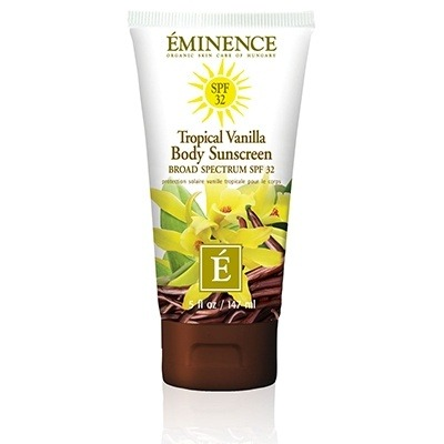Tropical Vanilla Body Sunscreen SPF 32-Eminence-Chilliwack
