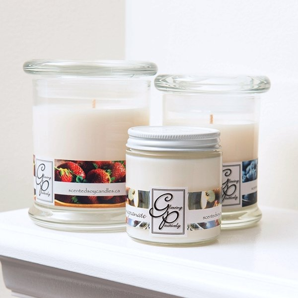 Glowing Positively - Soy Candles & More